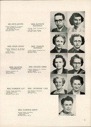 Page 15, 1952 Edition, McComb High School - Momento Yearbook (McComb, OH) online yearbook collection