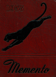 Page 1, 1953 Edition, McComb High School - Momento Yearbook (McComb, OH) online yearbook collection