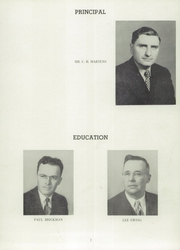 Page 11, 1953 Edition, McComb High School - Momento Yearbook (McComb, OH) online yearbook collection