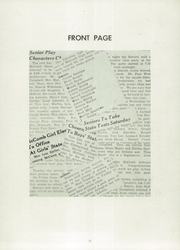 Page 15, 1953 Edition, McComb High School - Momento Yearbook (McComb, OH) online yearbook collection