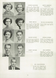 Page 16, 1953 Edition, McComb High School - Momento Yearbook (McComb, OH) online yearbook collection