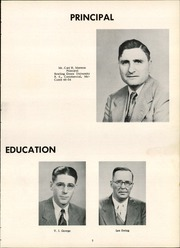 Page 11, 1954 Edition, McComb High School - Momento Yearbook (McComb, OH) online yearbook collection