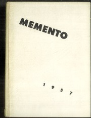 1957 Edition, McComb High School - Momento Yearbook (McComb, OH)