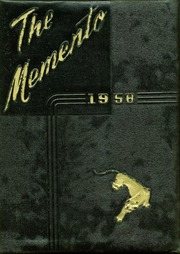 1958 Edition, McComb High School - Momento Yearbook (McComb, OH)