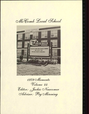 Page 7, 1979 Edition, McComb High School - Momento Yearbook (McComb, OH) online yearbook collection