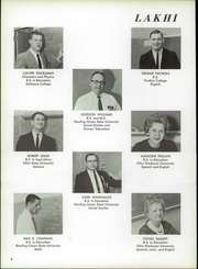 Page 10, 1964 Edition, Lakota High School - Lakhian Yearbook (Kansas, OH) online yearbook collection