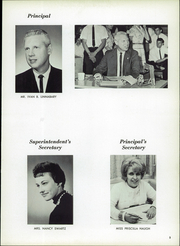 Page 9, 1964 Edition, Lakota High School - Lakhian Yearbook (Kansas, OH) online yearbook collection