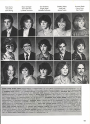 Page 107, 1983 Edition, Lakota High School - Lakhian Yearbook (Kansas, OH) online yearbook collection
