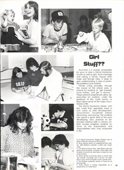Page 93, 1983 Edition, Lakota High School - Lakhian Yearbook (Kansas, OH) online yearbook collection