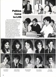 Page 98, 1983 Edition, Lakota High School - Lakhian Yearbook (Kansas, OH) online yearbook collection