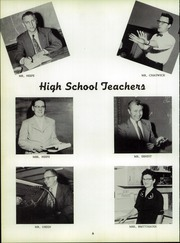 Page 10, 1958 Edition, Gorham Fayette High School - Eagle Hi Life Yearbook (Fayette, OH) online yearbook collection