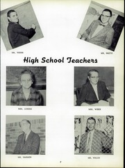 Page 11, 1958 Edition, Gorham Fayette High School - Eagle Hi Life Yearbook (Fayette, OH) online yearbook collection