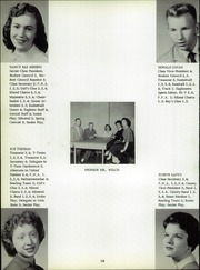Page 14, 1958 Edition, Gorham Fayette High School - Eagle Hi Life Yearbook (Fayette, OH) online yearbook collection