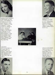 Page 15, 1958 Edition, Gorham Fayette High School - Eagle Hi Life Yearbook (Fayette, OH) online yearbook collection