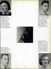 Page 17, 1958 Edition, Gorham Fayette High School - Eagle Hi Life Yearbook (Fayette, OH) online yearbook collection