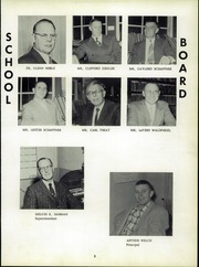 Page 7, 1958 Edition, Gorham Fayette High School - Eagle Hi Life Yearbook (Fayette, OH) online yearbook collection