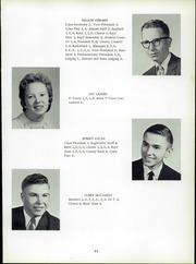 Page 15, 1960 Edition, Gorham Fayette High School - Eagle Hi Life Yearbook (Fayette, OH) online yearbook collection