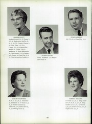Page 18, 1960 Edition, Gorham Fayette High School - Eagle Hi Life Yearbook (Fayette, OH) online yearbook collection