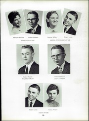 Page 37, 1960 Edition, Gorham Fayette High School - Eagle Hi Life Yearbook (Fayette, OH) online yearbook collection