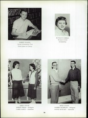 Page 40, 1960 Edition, Gorham Fayette High School - Eagle Hi Life Yearbook (Fayette, OH) online yearbook collection