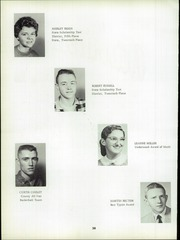 Page 42, 1960 Edition, Gorham Fayette High School - Eagle Hi Life Yearbook (Fayette, OH) online yearbook collection