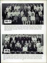 Page 45, 1960 Edition, Gorham Fayette High School - Eagle Hi Life Yearbook (Fayette, OH) online yearbook collection