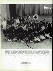 Page 52, 1960 Edition, Gorham Fayette High School - Eagle Hi Life Yearbook (Fayette, OH) online yearbook collection