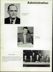 Page 8, 1960 Edition, Gorham Fayette High School - Eagle Hi Life Yearbook (Fayette, OH) online yearbook collection