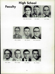 Page 9, 1960 Edition, Gorham Fayette High School - Eagle Hi Life Yearbook (Fayette, OH) online yearbook collection