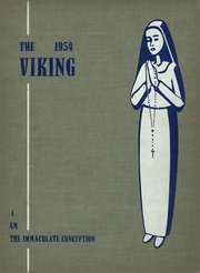 Page 1, 1954 Edition, St Joseph High School - Viking Yearbook (Cleveland, OH) online yearbook collection