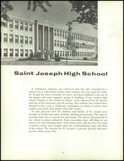 Page 8, 1954 Edition, St Joseph High School - Viking Yearbook (Cleveland, OH) online yearbook collection