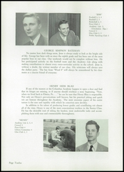 Page 16, 1947 Edition, Columbus Academy - Caravel Yearbook (Gahanna, OH) online yearbook collection