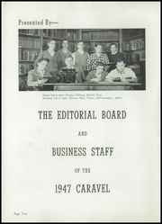 Page 6, 1947 Edition, Columbus Academy - Caravel Yearbook (Gahanna, OH) online yearbook collection