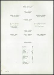 Page 8, 1947 Edition, Columbus Academy - Caravel Yearbook (Gahanna, OH) online yearbook collection