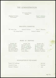 Page 9, 1947 Edition, Columbus Academy - Caravel Yearbook (Gahanna, OH) online yearbook collection