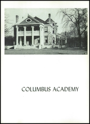 Page 6, 1950 Edition, Columbus Academy - Caravel Yearbook (Gahanna, OH) online yearbook collection