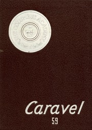 1959 Edition, Columbus Academy - Caravel Yearbook (Gahanna, OH)