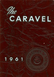 1961 Edition, Columbus Academy - Caravel Yearbook (Gahanna, OH)
