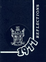 1977 Edition, Wayne Trace High School - Reflections Yearbook (Haviland, OH)