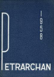 1958 Edition, St Peters High School - Petrarchan Yearbook (Mansfield, OH)