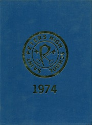 Page 1, 1974 Edition, St Peters High School - Petrarchan Yearbook (Mansfield, OH) online yearbook collection