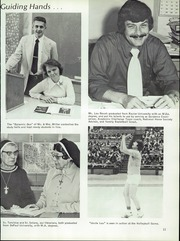 Page 15, 1974 Edition, St Peters High School - Petrarchan Yearbook (Mansfield, OH) online yearbook collection