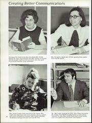 Page 16, 1974 Edition, St Peters High School - Petrarchan Yearbook (Mansfield, OH) online yearbook collection