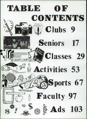 Page 6, 1987 Edition, St Peters High School - Petrarchan Yearbook (Mansfield, OH) online yearbook collection