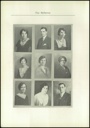 Page 10, 1930 Edition, Girard High School - Reflector Yearbook (Girard, OH) online yearbook collection