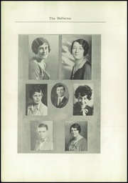 Page 12, 1930 Edition, Girard High School - Reflector Yearbook (Girard, OH) online yearbook collection