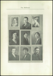 Page 16, 1930 Edition, Girard High School - Reflector Yearbook (Girard, OH) online yearbook collection