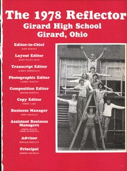 Page 5, 1978 Edition, Girard High School - Reflector Yearbook (Girard, OH) online yearbook collection