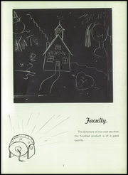 Page 11, 1950 Edition, Elida High School - Reflector Yearbook (Elida, OH) online yearbook collection