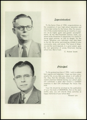Page 12, 1950 Edition, Elida High School - Reflector Yearbook (Elida, OH) online yearbook collection